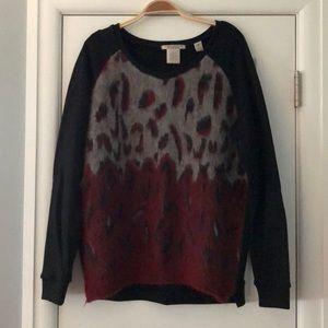 Scotch & Soda Animal Sweatshirt Sweater